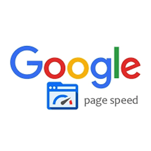 Logo of Google Page Speed, the tool to measure website performance