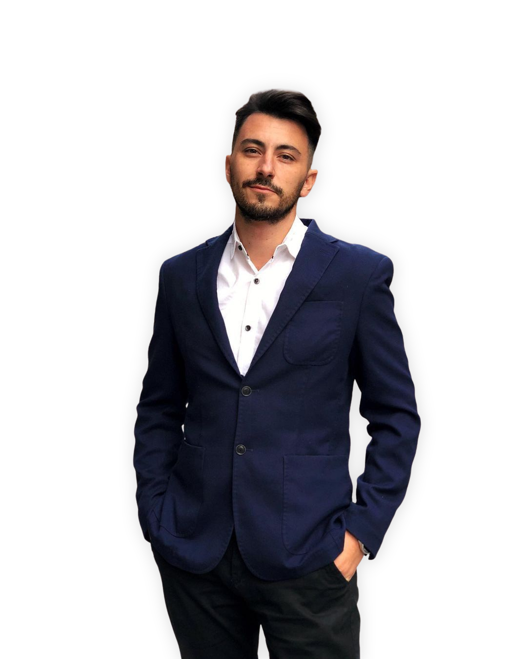 Photo of Marco Genaro Palma, international SEO consultant in Amsterdam and Stockholm